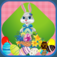 A Easter Bunny  & Easter Eggs Chocolate Candy Basket Adventure for Kids Free